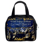 Chase Of The Witches Classic Handbag (Two Sides) from Manda s Macabre Front