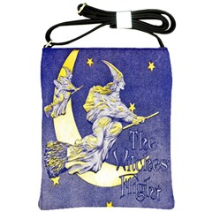 The Witches  Flight Shoulder Sling Bag from Manda s Macabre Front