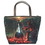 Witch s Whirl Waltzes  Bucket Bag from Manda s Macabre Back