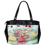 Witch s Whirl Waltzes  Oversize Office Handbag (Two Sides) from Manda s Macabre Back