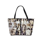 Communards In Their Coffins Classic Shoulder Handbag from Manda s Macabre Front