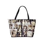 Communards In Their Coffins Classic Shoulder Handbag from Manda s Macabre Back