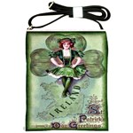 St Patricks Day Shoulder Sling Bag