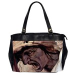 Jealousy Oversize Office Handbag (Two Sides) from Manda s Macabre Front