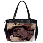 Jealousy Oversize Office Handbag (Two Sides) from Manda s Macabre Back