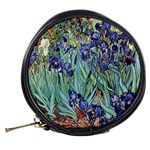 Irises by Vincent van Gogh 1898 Mini Makeup Bag from Manda s Macabre Back