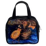 A Pair Of Shoes By Vincent Van Gogh 1887 Classic Handbag (Two Sides) from Manda s Macabre Front