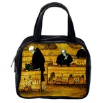 The Garden Of Death By Hugo Simberg 1896 Classic Handbag (Two Sides) from Manda s Macabre Back