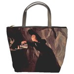 The Bewitched Man By Francisco Goya 1798 Bucket Bag