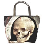 The Crucifixion By Fra Angelico 1420 Bucket Bag from Manda s Macabre Back