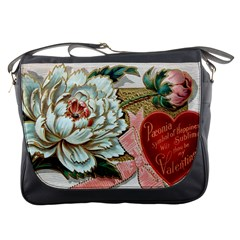 Victorian Valentine Card Messenger Bag from Manda s Macabre Front