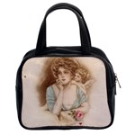 Vintage Valentine Classic Handbag (Two Sides) from Manda s Macabre Front