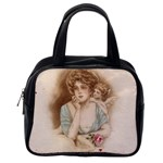 Vintage Valentine Classic Handbag (Two Sides) from Manda s Macabre Back