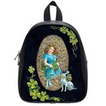 Vintage St Patrick s School Bag (Small)
