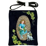 Vintage St Patrick s Shoulder Sling Bag