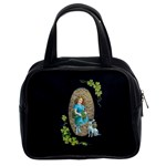 Vintage St Patrick s Classic Handbag (Two Sides) from Manda s Macabre Front