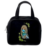 Vintage St Patrick s Classic Handbag (Two Sides) from Manda s Macabre Back