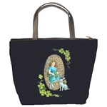 Vintage St Patrick s Bucket Bag from Manda s Macabre Back