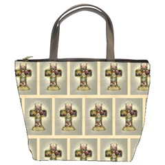 Easter Cross Bucket Bag from Manda s Macabre Front