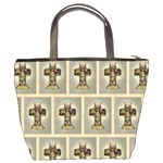 Easter Cross Bucket Bag from Manda s Macabre Back