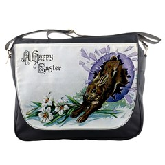 Victorian Easter Messenger Bag from Manda s Macabre Front
