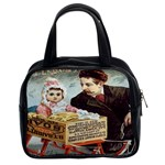 Babbitt s Soap Powder Classic Handbag (Two Sides) from Manda s Macabre Front