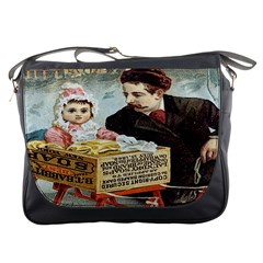 Babbitt s Soap Powder Messenger Bag from Manda s Macabre Front