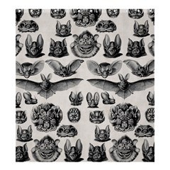 1904 Haeckel Chiroptera Shower Curtain 66  x 72  (Large) from Manda s Macabre 58.75 x64.8  Curtain