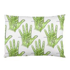 Palmistry Pillow Case from Manda s Macabre 26.62 x18.9  Pillow Case