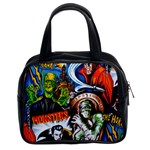 Monsters Classic Handbag (Two Sides) from Manda s Macabre Front