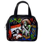Monsters Classic Handbag (Two Sides) from Manda s Macabre Back