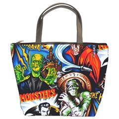 Monsters Bucket Bag from Manda s Macabre Front