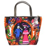Day of The Dead Bucket Bag from Manda s Macabre Back