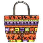 Halloween Bucket Bag from Manda s Macabre Back