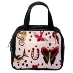 Tattoo Classic Handbag (Two Sides) from Manda s Macabre Back