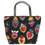Sacred Heart Bucket Bag from Manda s Macabre Back