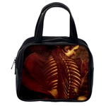 Anatomy Skeletal Female Classic Handbag (Two Sides) from Manda s Macabre Back