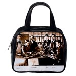 Yale Medical Anatomy Class Drferris Classic Handbag (Two Sides) from Manda s Macabre Back