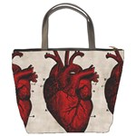 Hearts Bucket Bag from Manda s Macabre Back