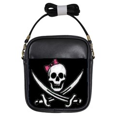Skull Girls Sling Bag from Manda s Macabre Front