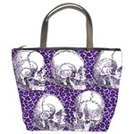 5 Skulls Bucket Bag from Manda s Macabre Front