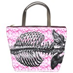 Bones Bucket Bag from Manda s Macabre Front