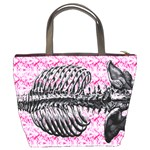 Bones Bucket Bag from Manda s Macabre Back