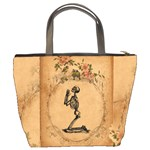 Bone Bucket Bag from Manda s Macabre Back