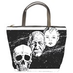Three Stages Of Man  Bucket Bag from Manda s Macabre Front