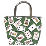 Pin Up Cards Bucket Bag from Manda s Macabre Front