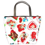 Valentine Bucket Bag from Manda s Macabre Back