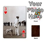 Bully Cards Playing Cards 54 Designs from Manda s Macabre Front - Heart3