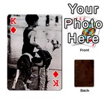 King Bully Cards Playing Cards 54 Designs from Manda s Macabre Front - DiamondK