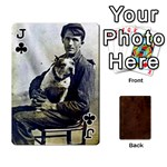 Jack Bully Cards Playing Cards 54 Designs from Manda s Macabre Front - ClubJ